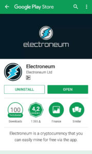 Install Electroneum App on Android